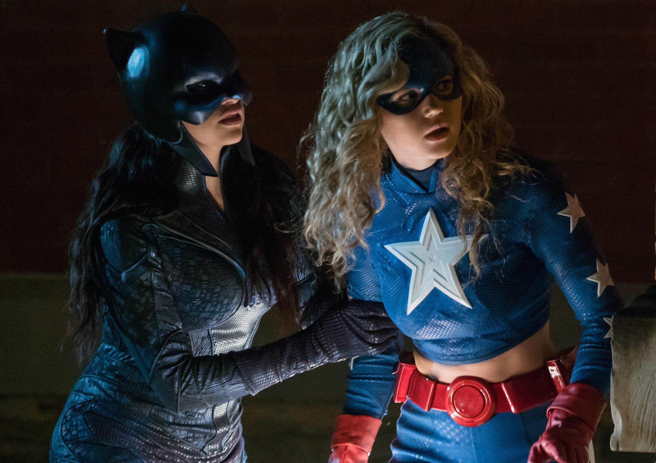 """Snart kommer """"Stargirl"""" tillbaka med sin andra säsong."""