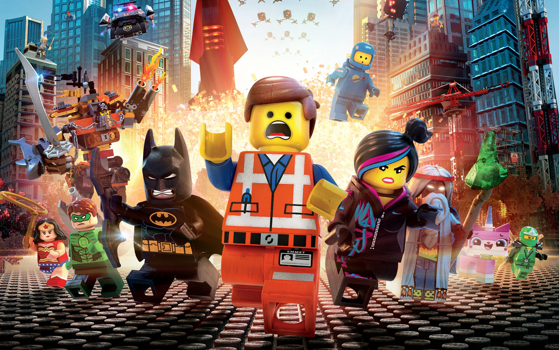 """""""The Lego Movie"""" dyker snart upp på streamingtjänsten. Foto: HBO Nordic."""