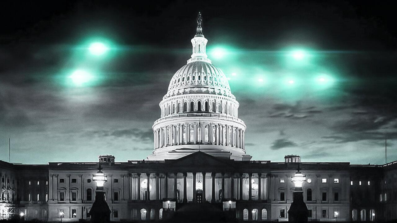 I Netflix nya dokumentärserier utreds UFO:ns vara eller icke vara.