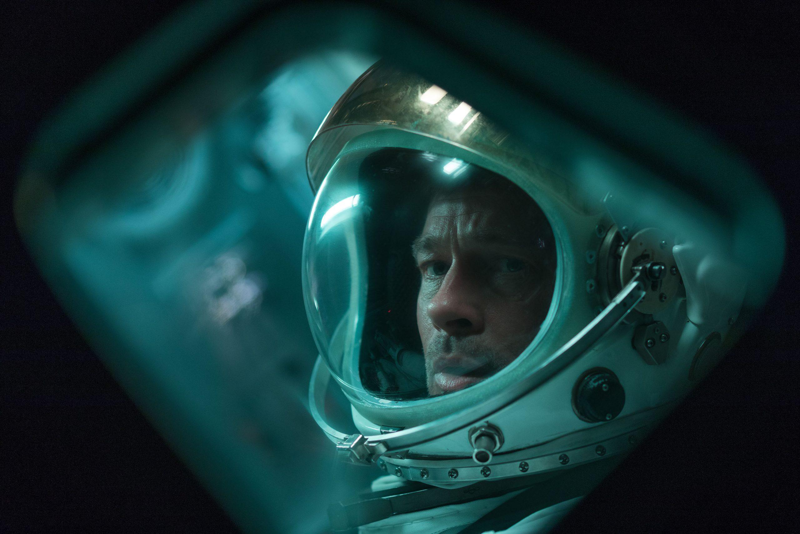 Snart kan du se den hyllade rymdfilmen med Brad Pitt i huvudrollen.