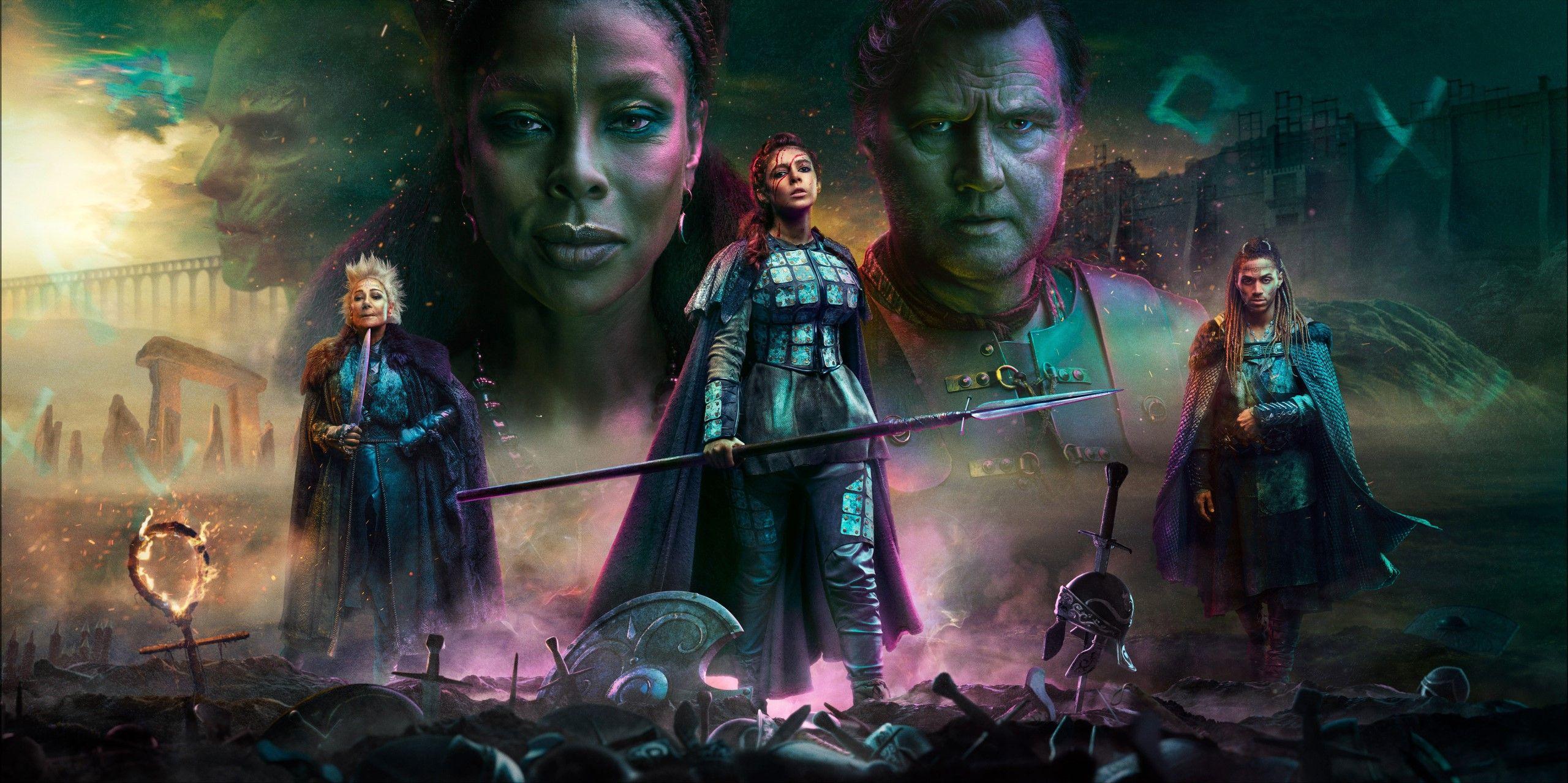 Britannia återvänder med sin tredje säsong. Foto: HBO Nordic.