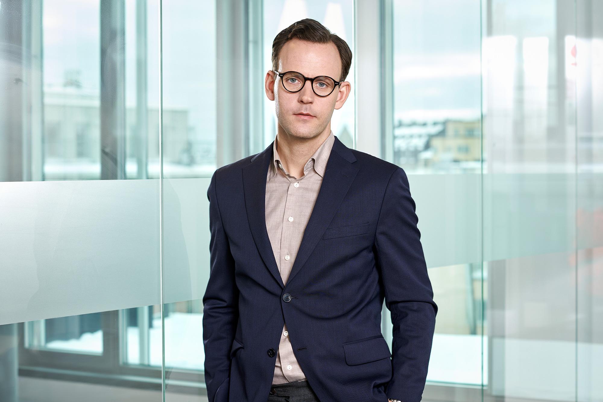 Jonas Gustafsson är ansvarig för projektet.