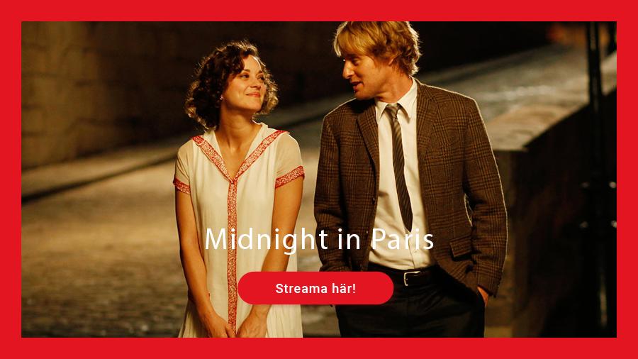 Streama Midnight in Paris