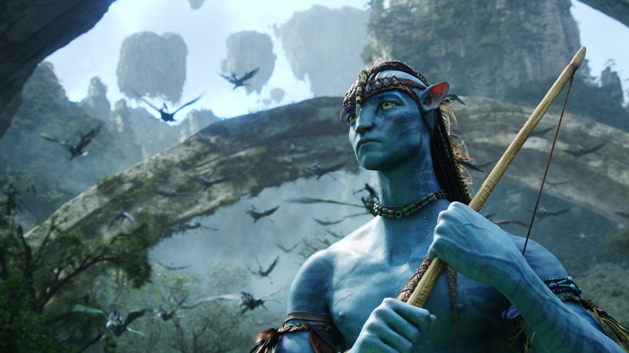 Avatar – klimatkaos på film