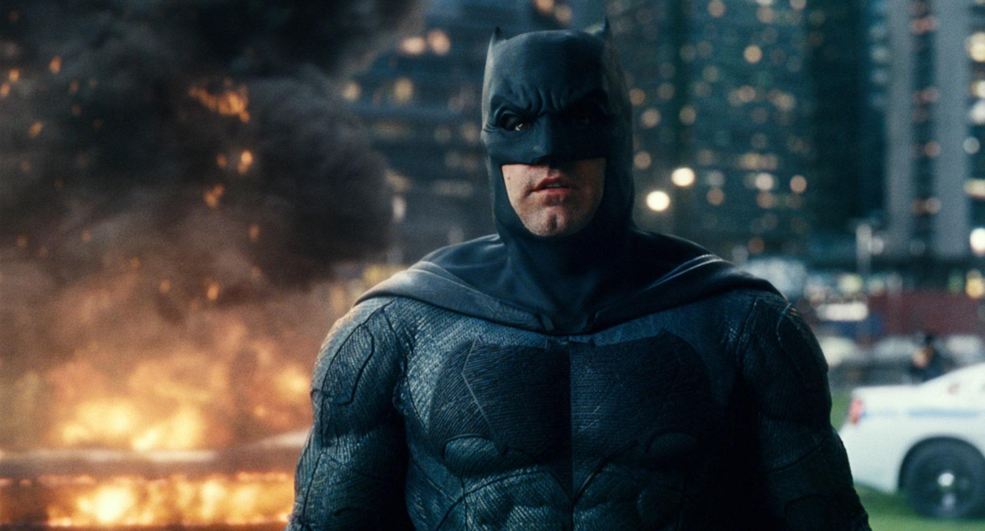 2016 kom startskottet för karriären som Batman.