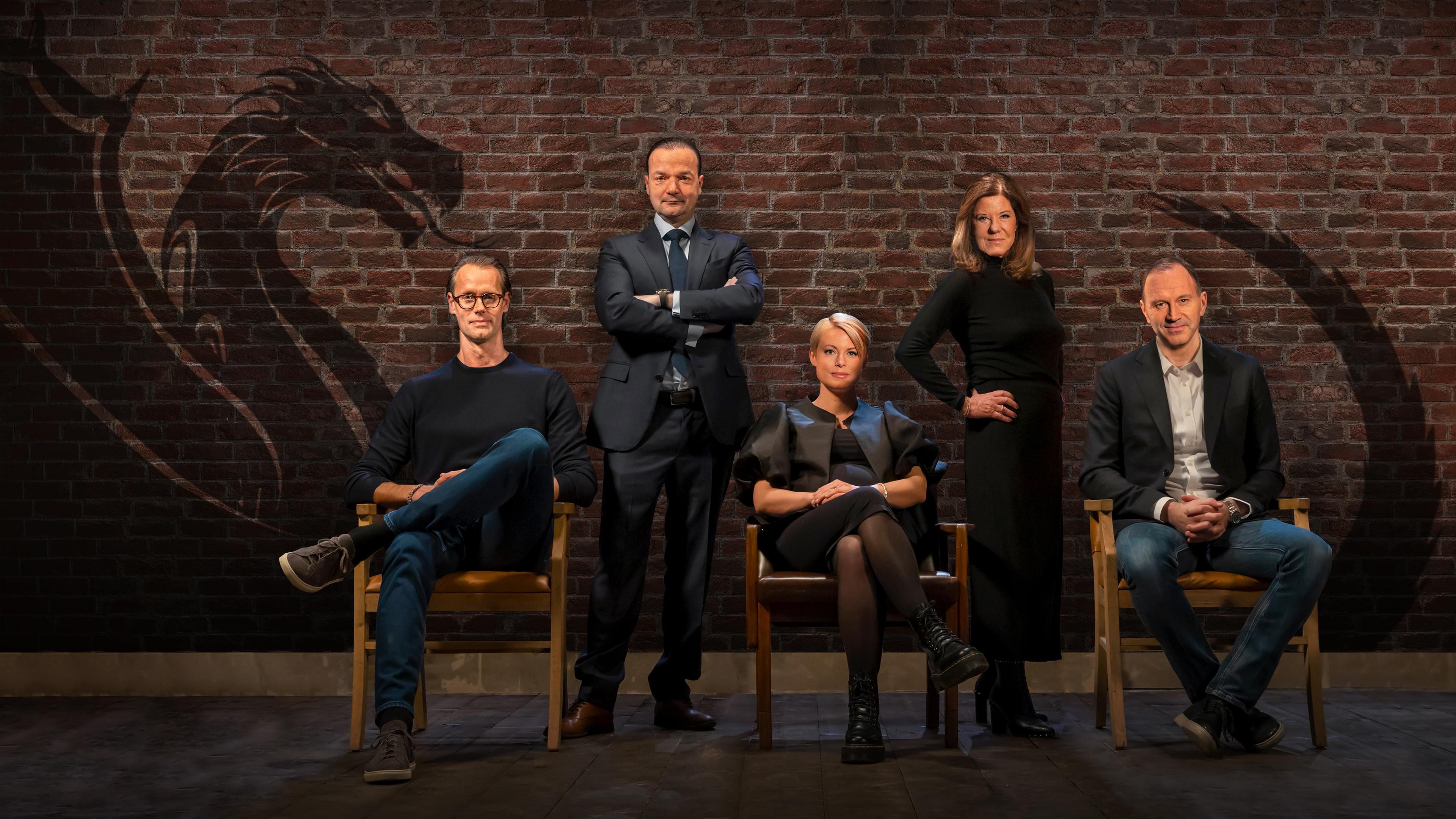 Drakarna 2021. Foto: SVT.