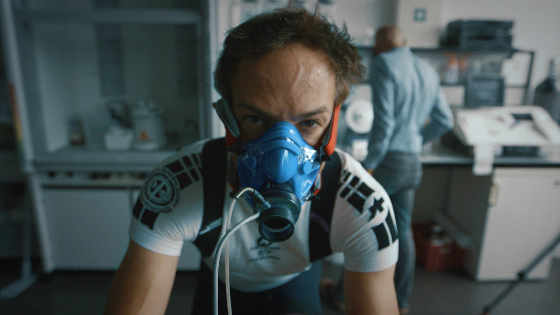 Oscarsvinnande OS-dokumentären Ikaros