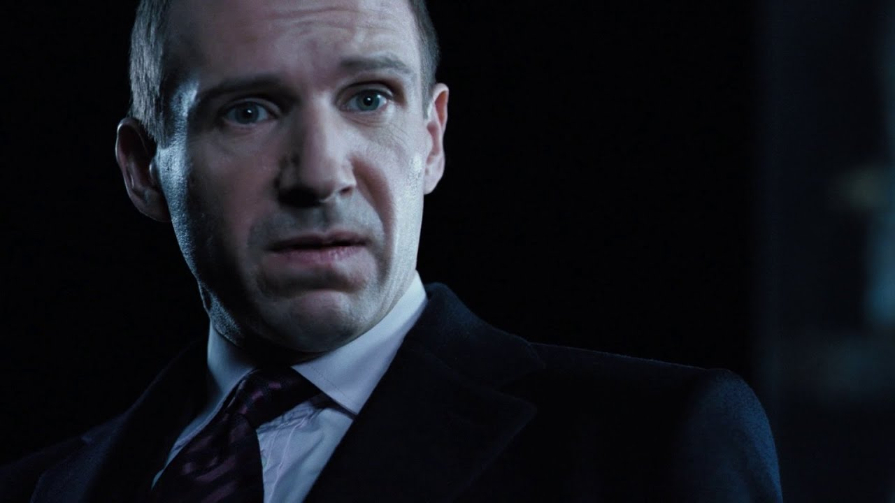 Ralph Fiennes i In Bruges