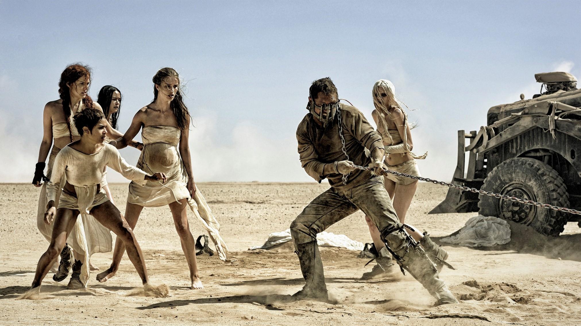 Mad Max: Fury Road – klimatkaos på film