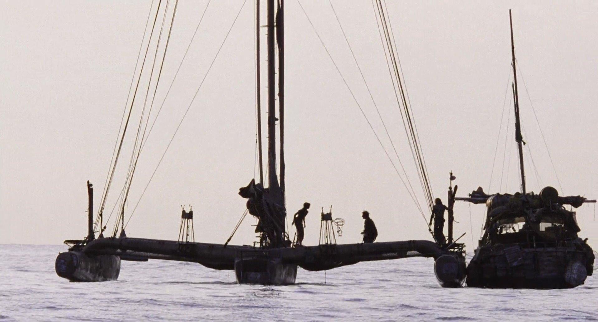 Waterworld – klimatkaos på film