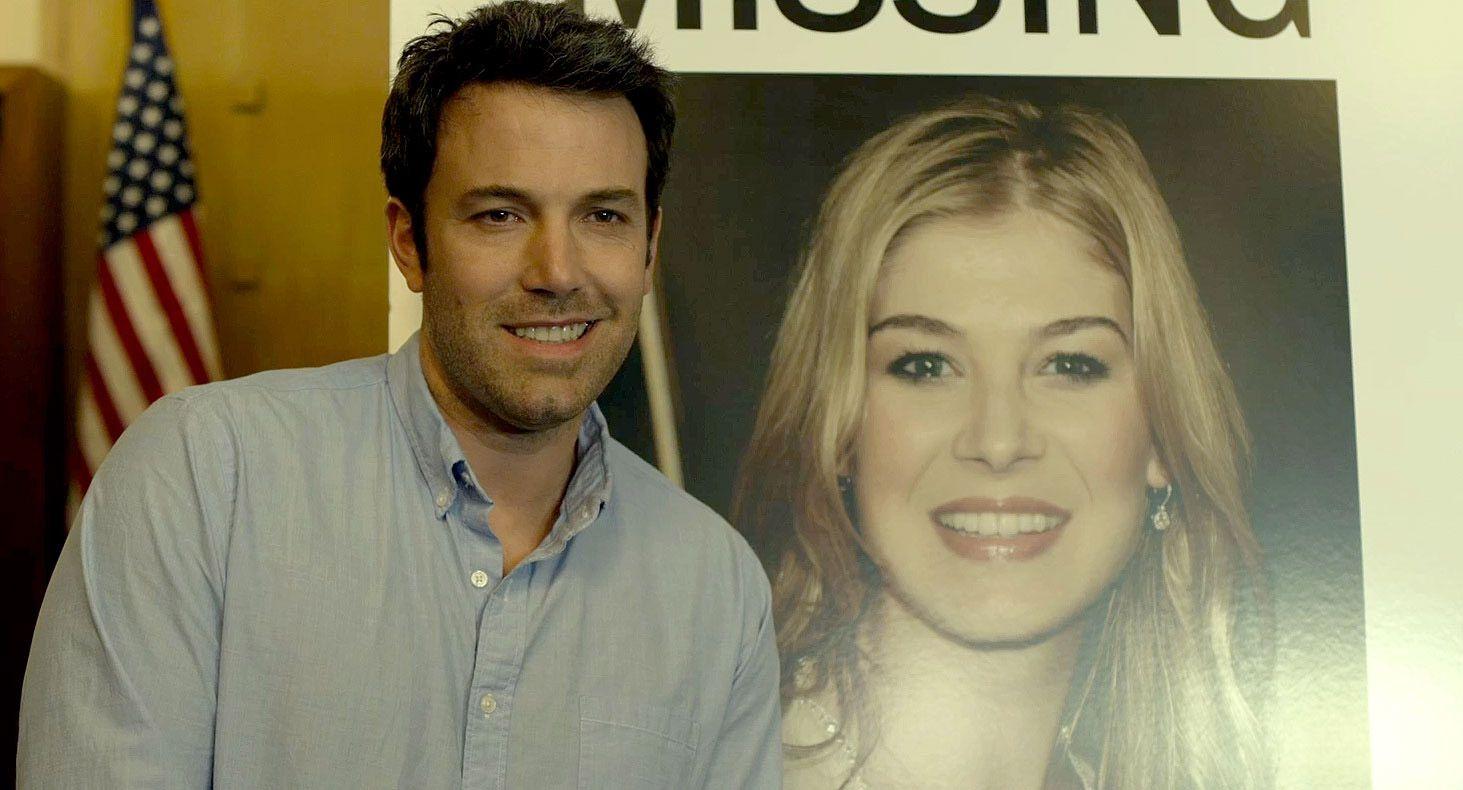 "Ben Affleck i David Finchers hyllade drama ""Gone Girl""."