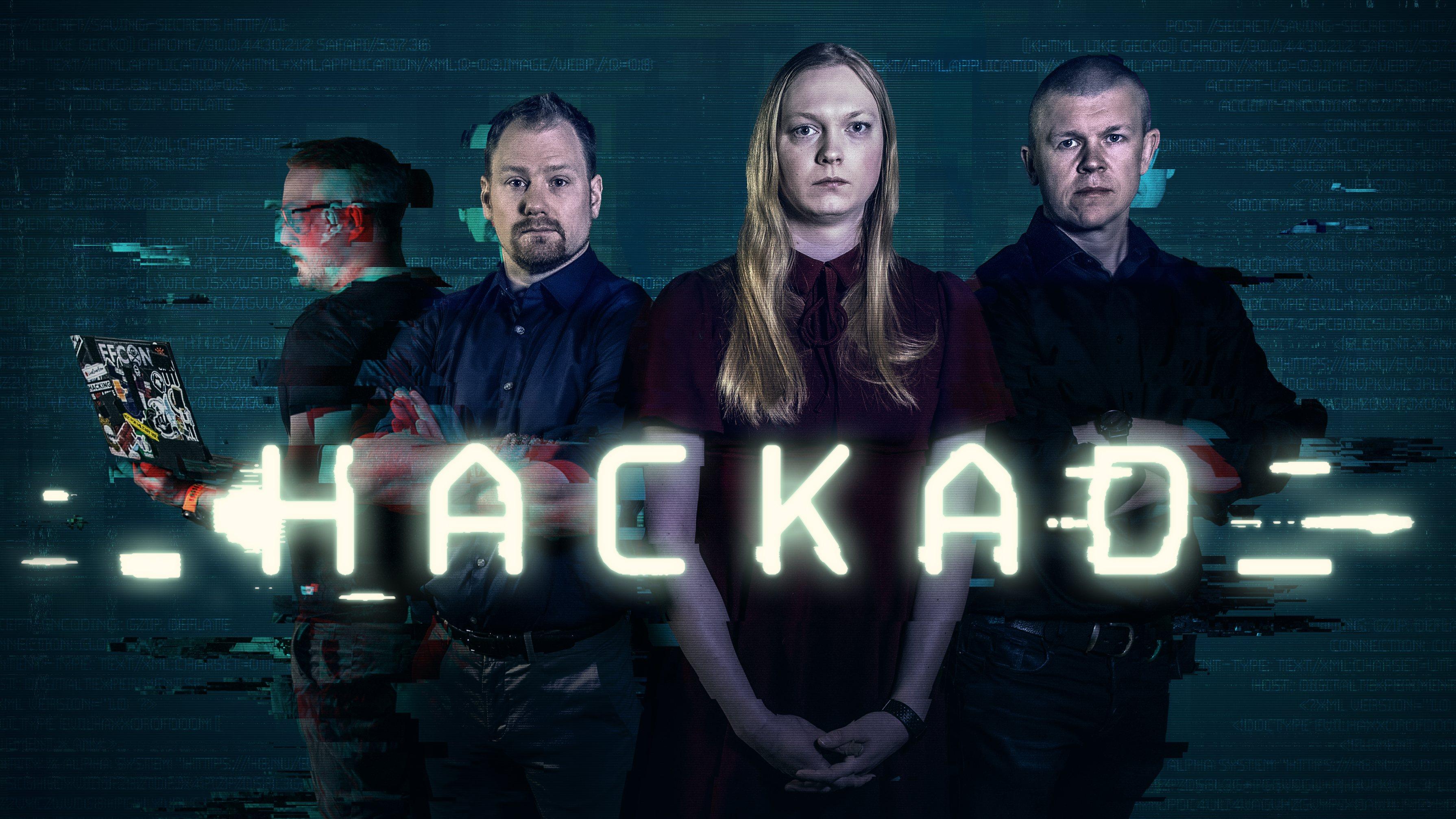 """Insiktsfulla experiment genomförs i """"Hackad"""". Foto: Janne Danielsson/SVT."""