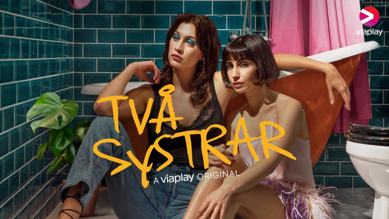 Två systrar på Viaplay.
