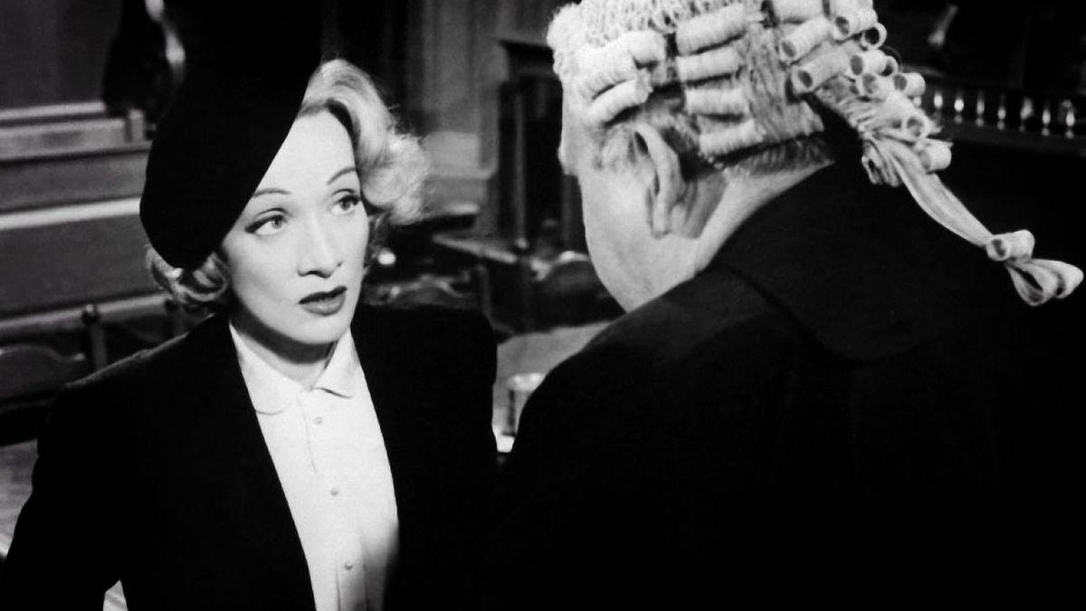 Åklagarens vittne en av de bästa Agatha Christie filmerna