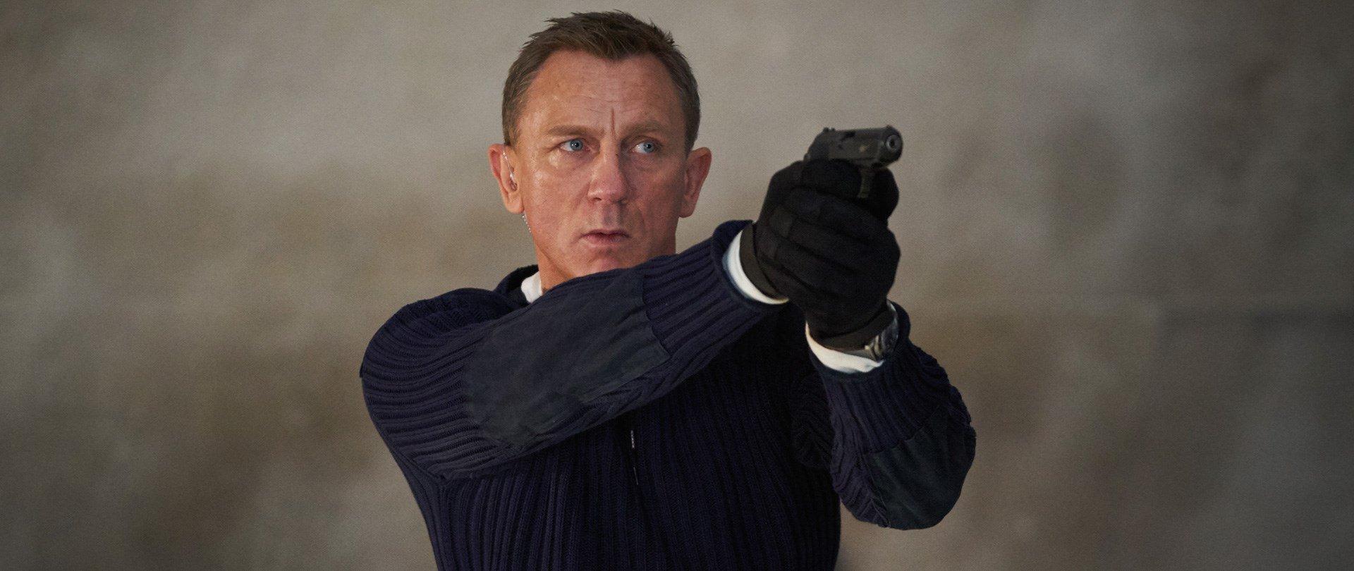 James Bond 007: No Time to Die