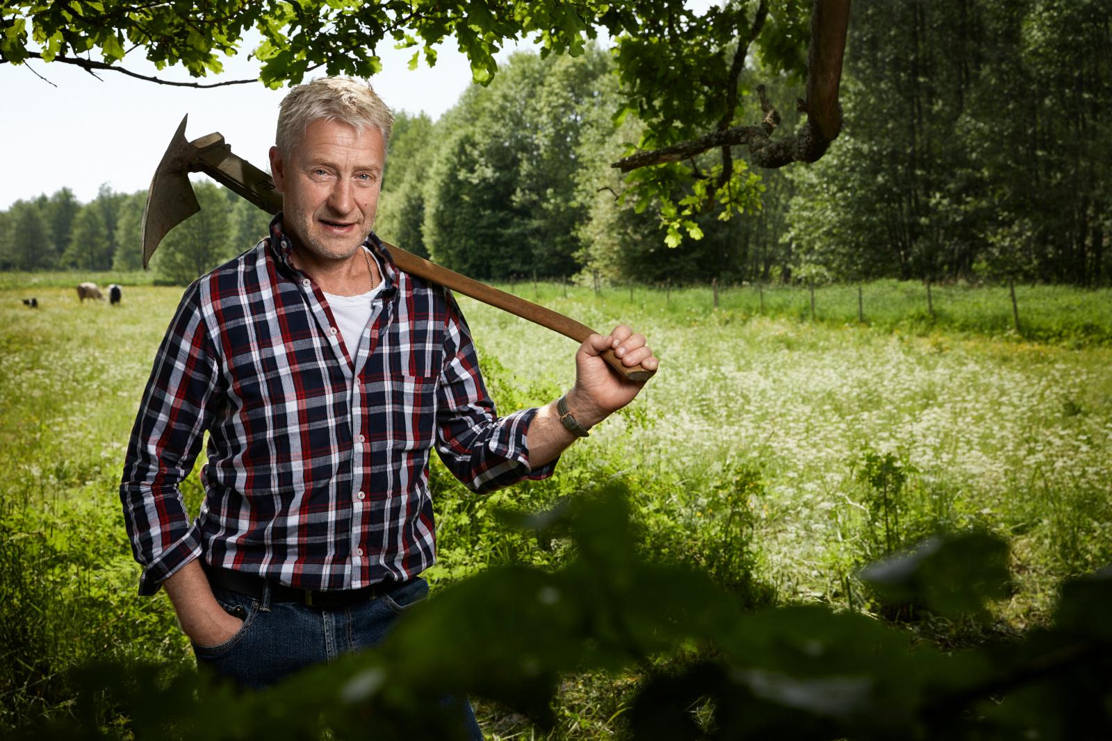 Bonde Pär Eric Peja Nilsson