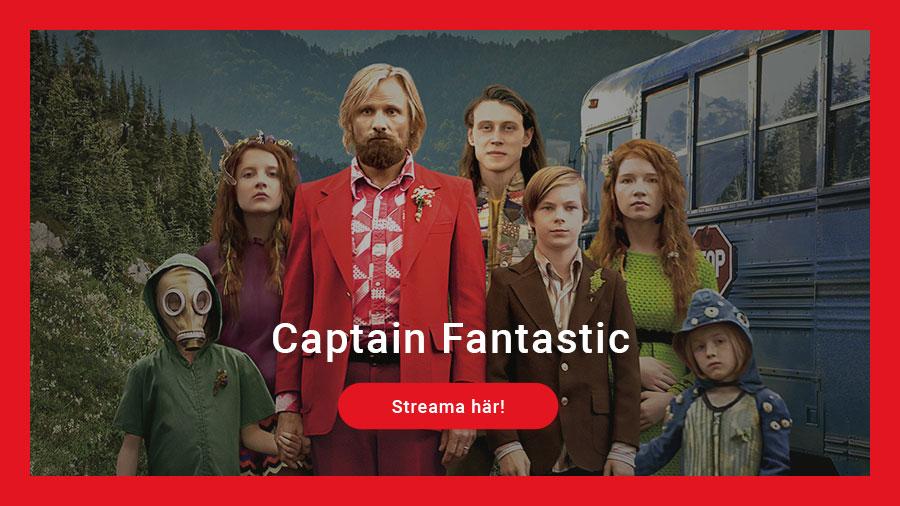 Streama Captain Fantastic