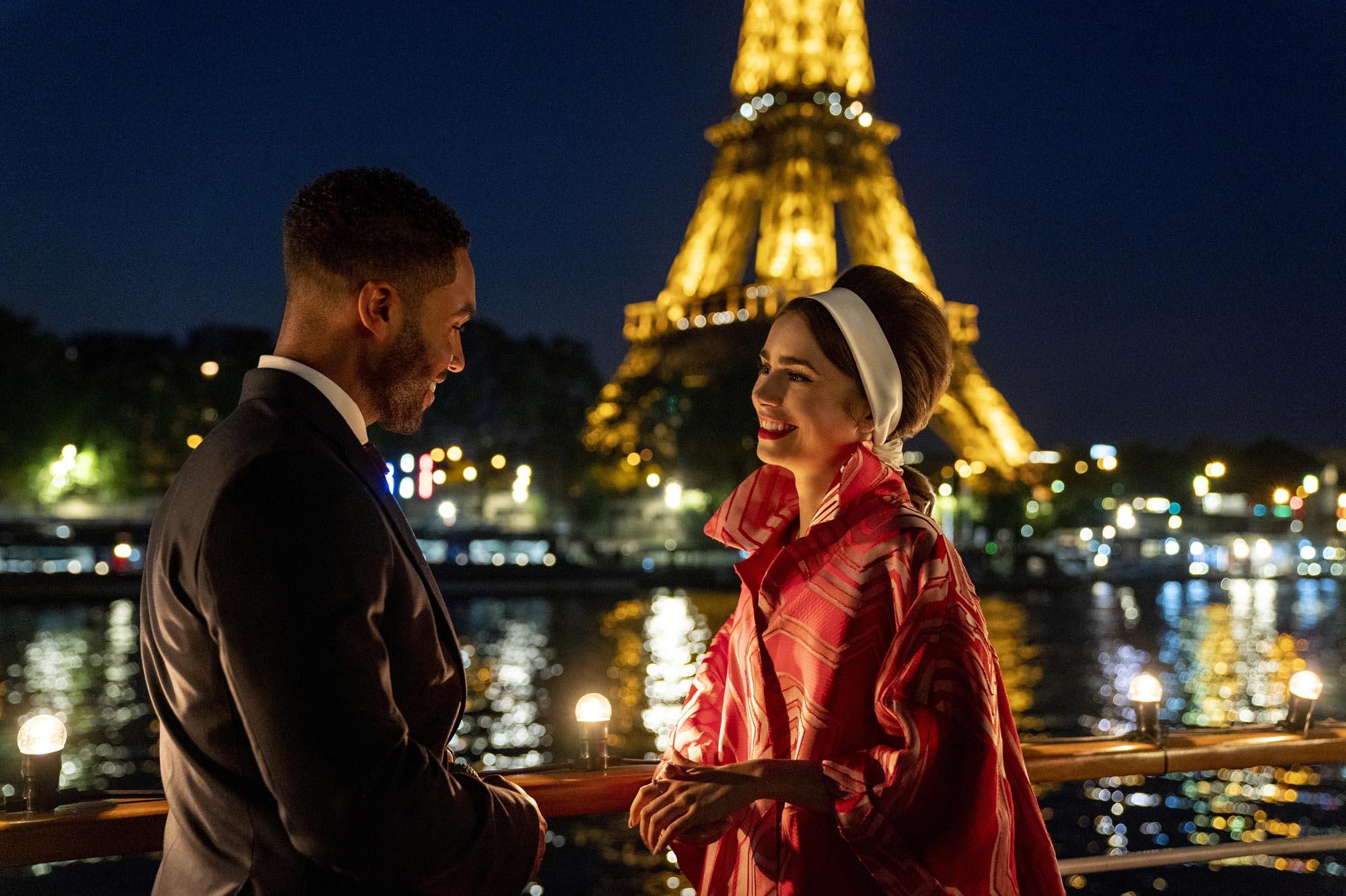Emily in Paris.