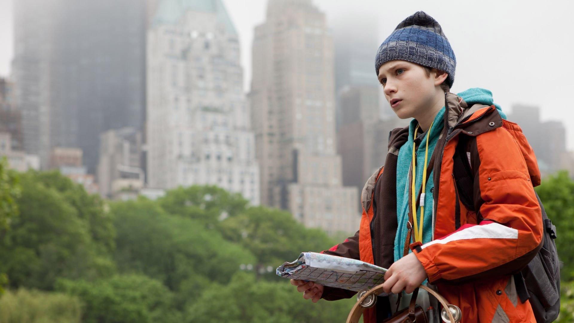 Extremt högt och otroligt nära: film om 11 september