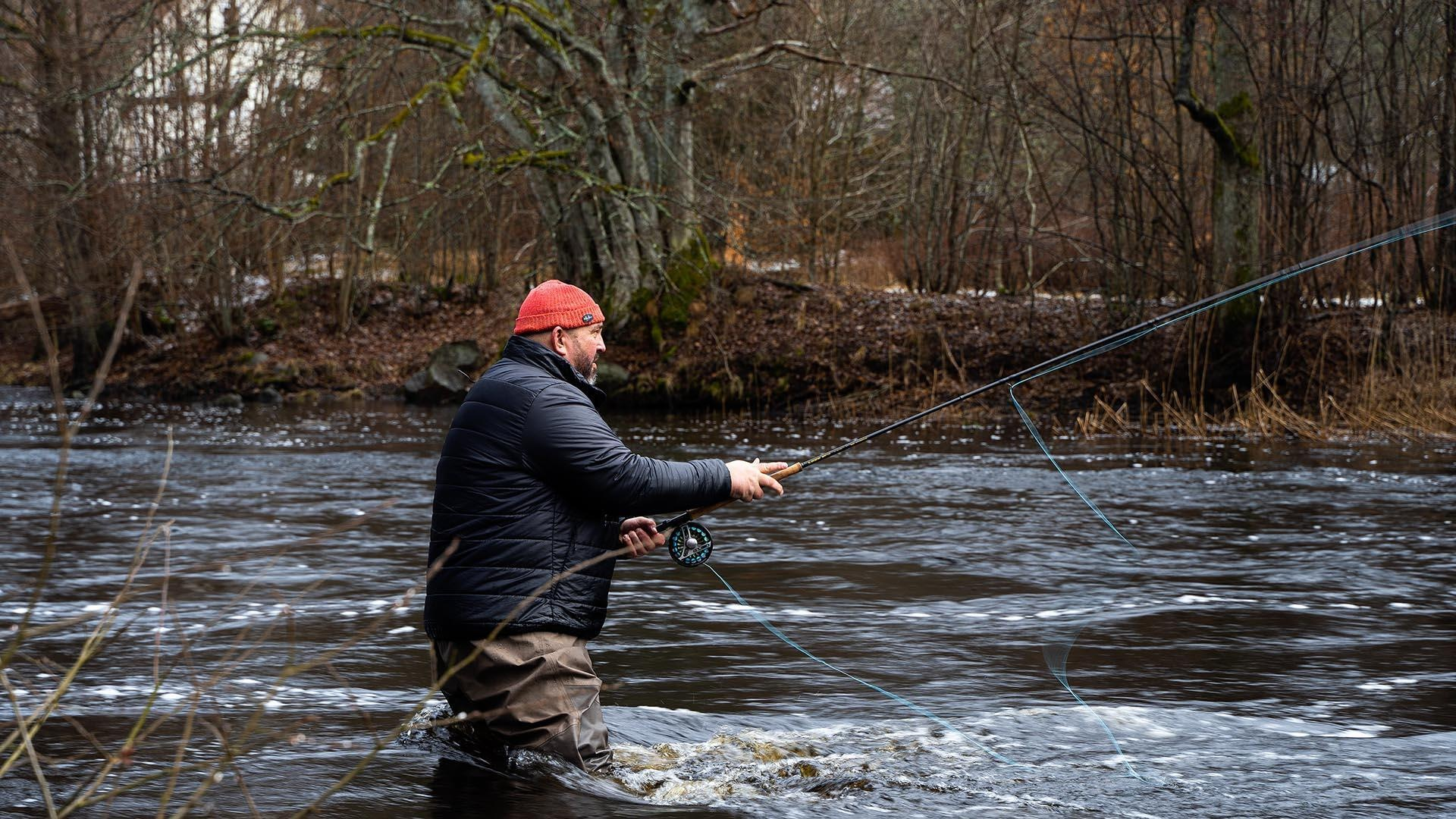 Fiskedestination på C More