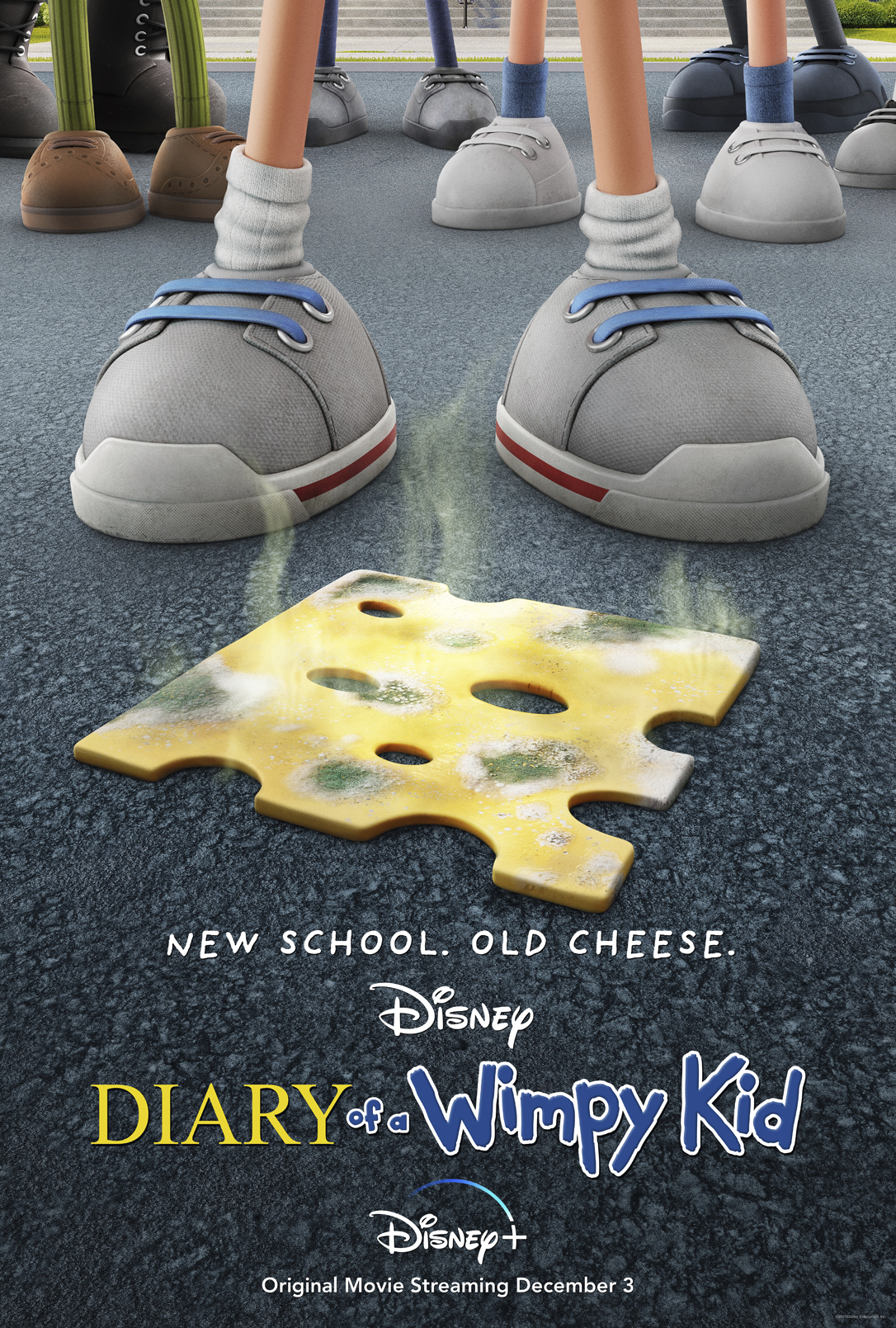 Poster till Diary of a Wimpy Kid