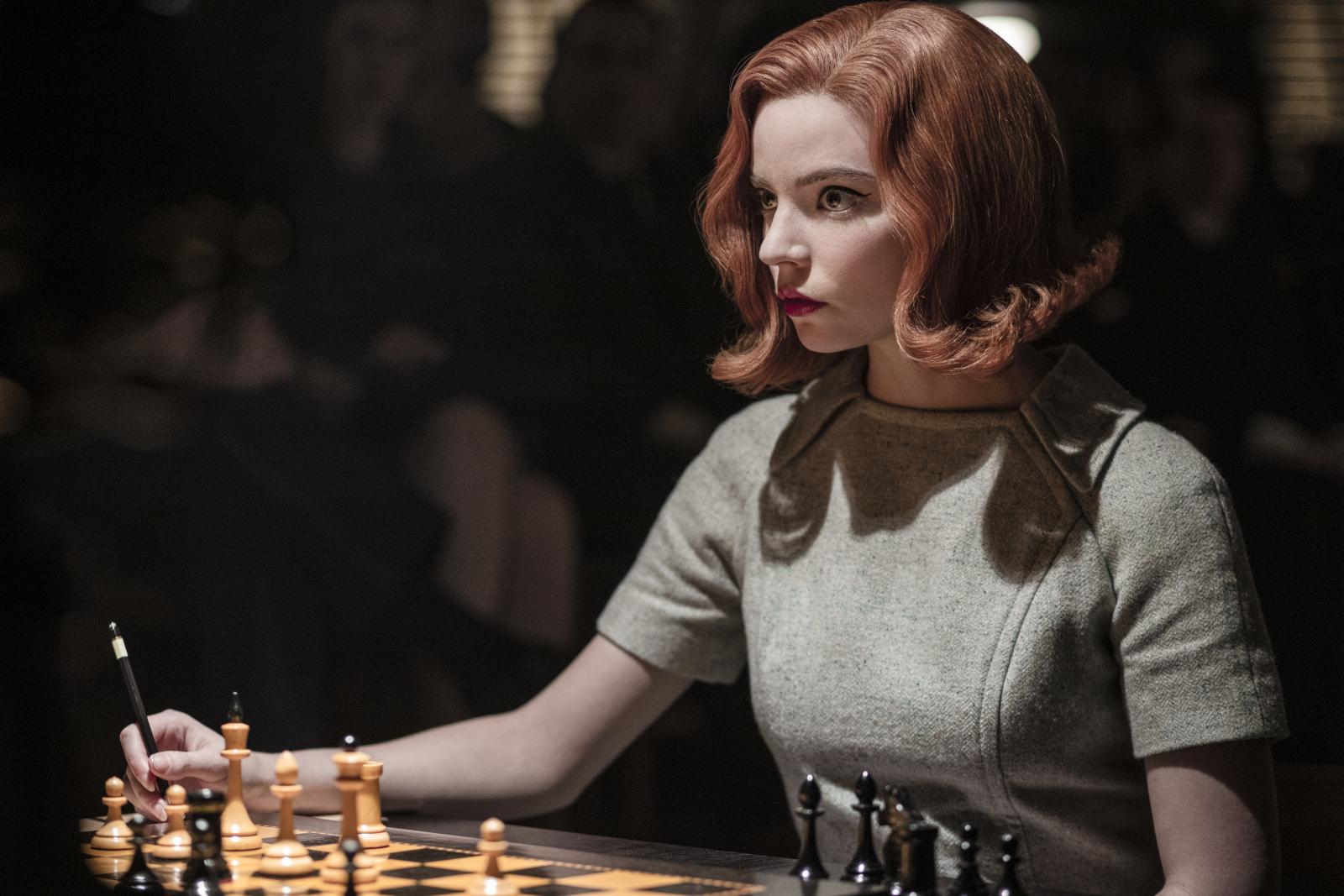 10 tips på bra miniserier – The Queen's Gambit