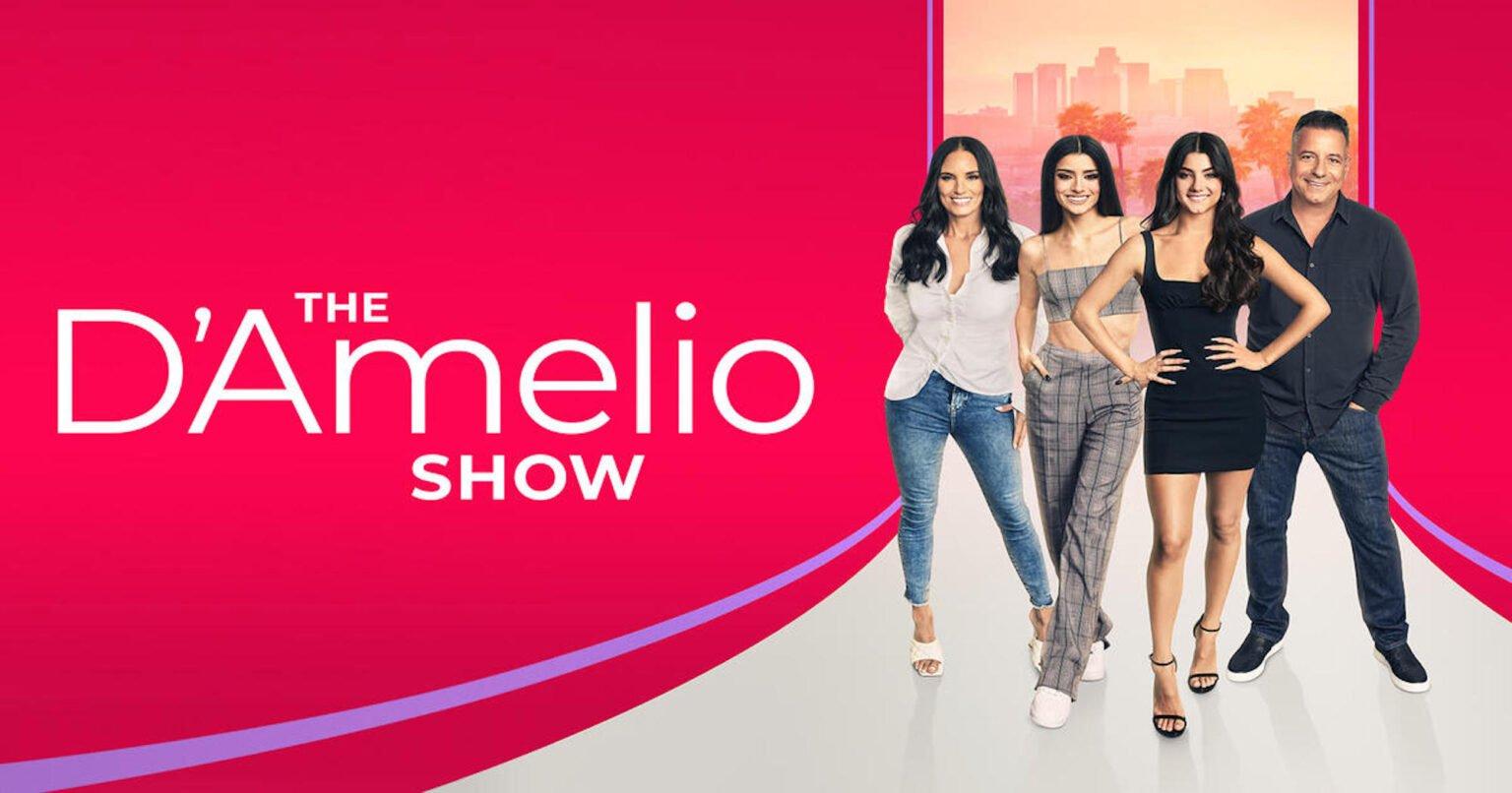 The D'Amelio Show. Foto: Disney+.