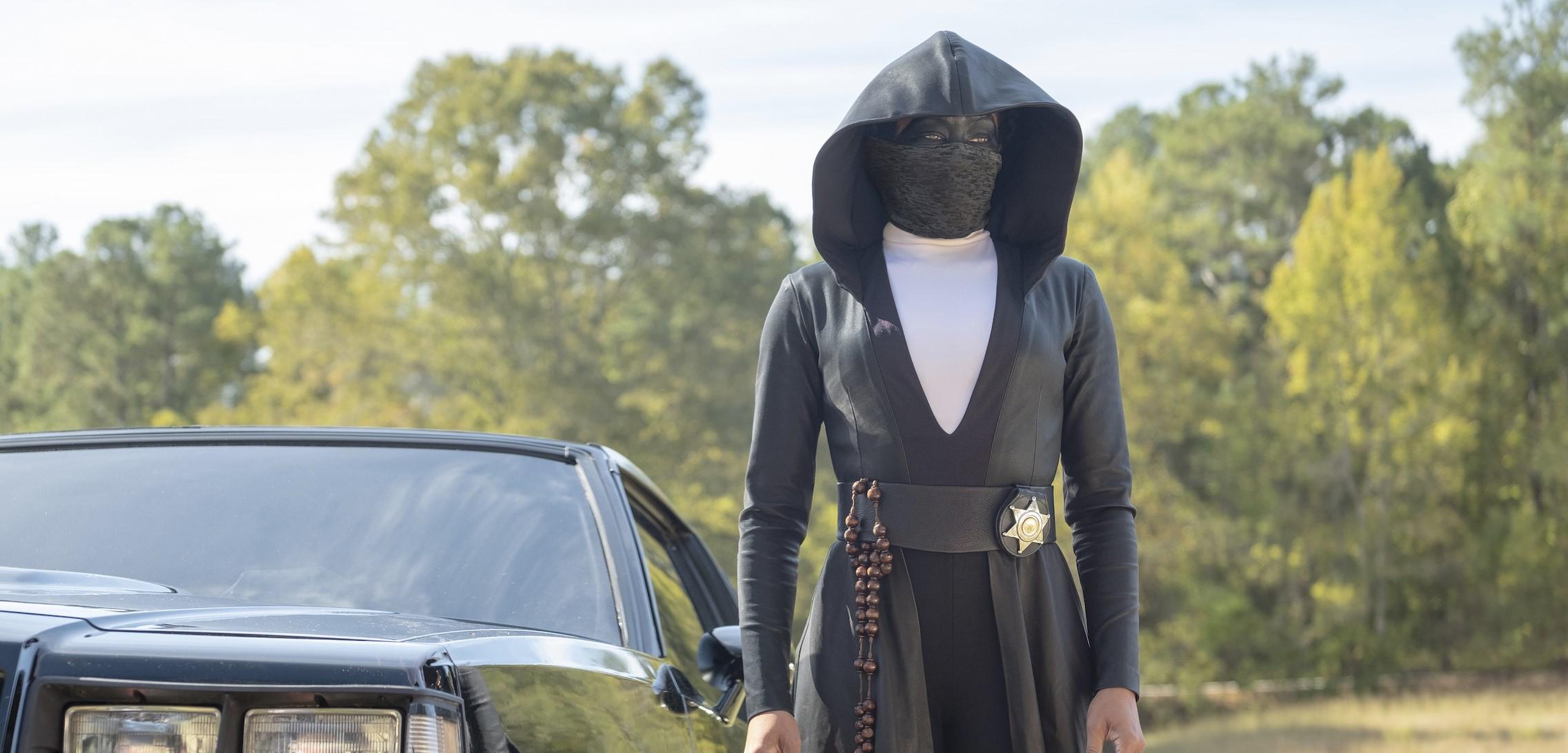 10 av de bästa miniserierna – Watchmen