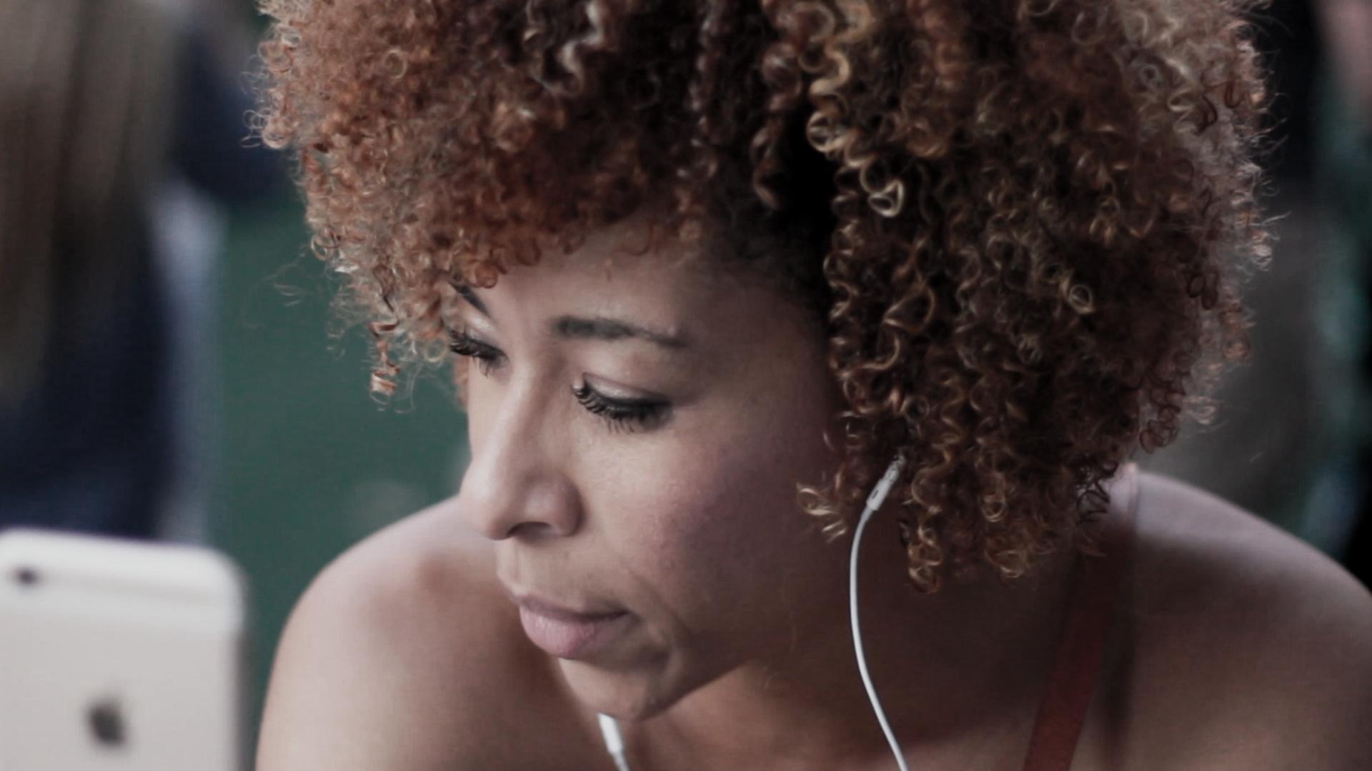 Angela Black. Foto: Amazon Prime Video.