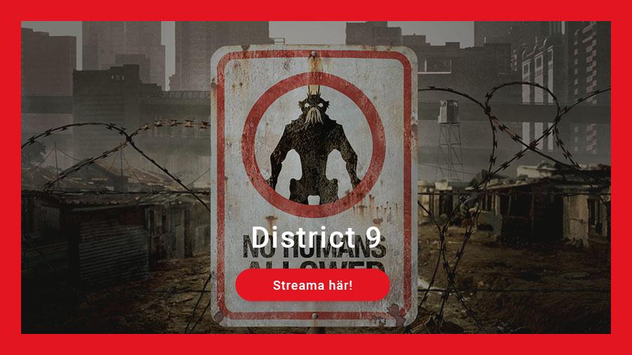Streama District 9