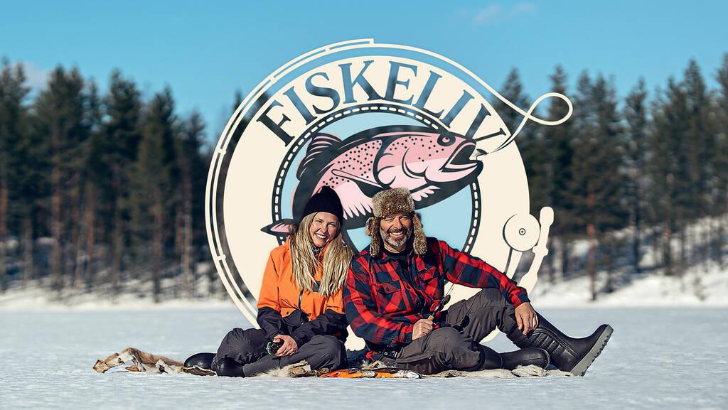 Fiskeliv är ett populärt fiskeprogram på SVT Play.