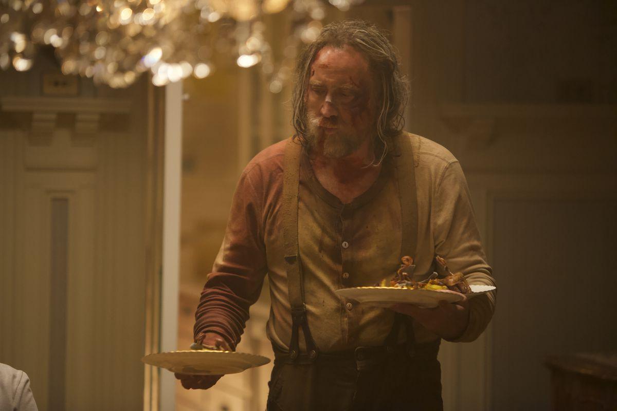 """Nicolas Cage briljerar i """"Pig""""."""