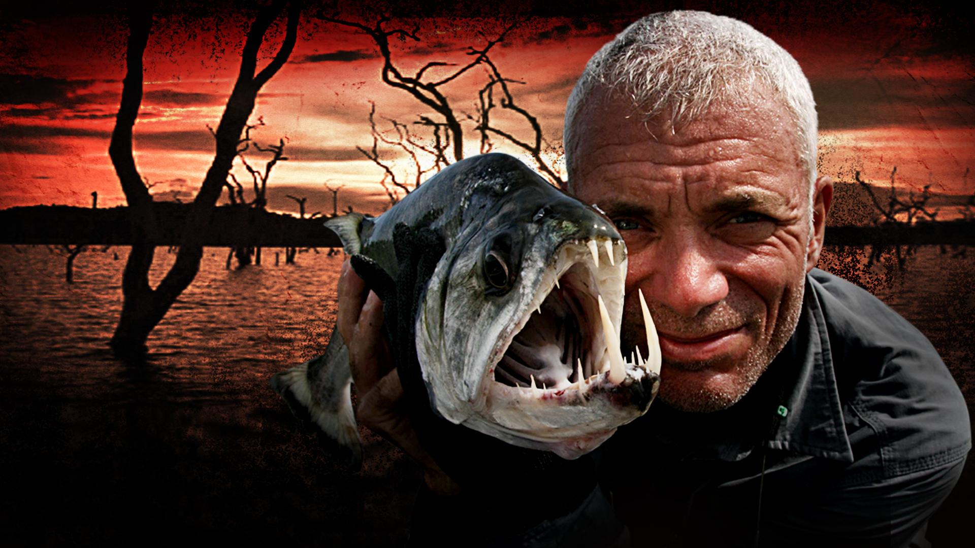 River Monsters är ett omtyckt fiskeprogram.
