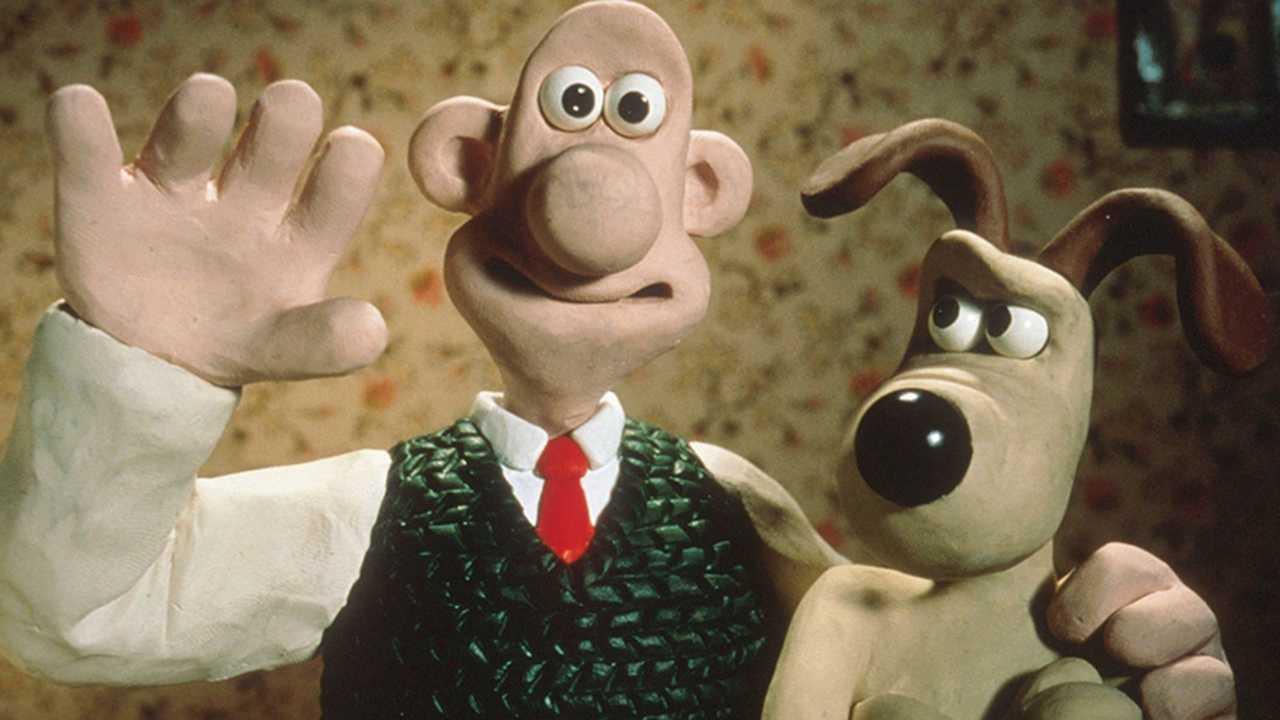 Wallace och Gromit