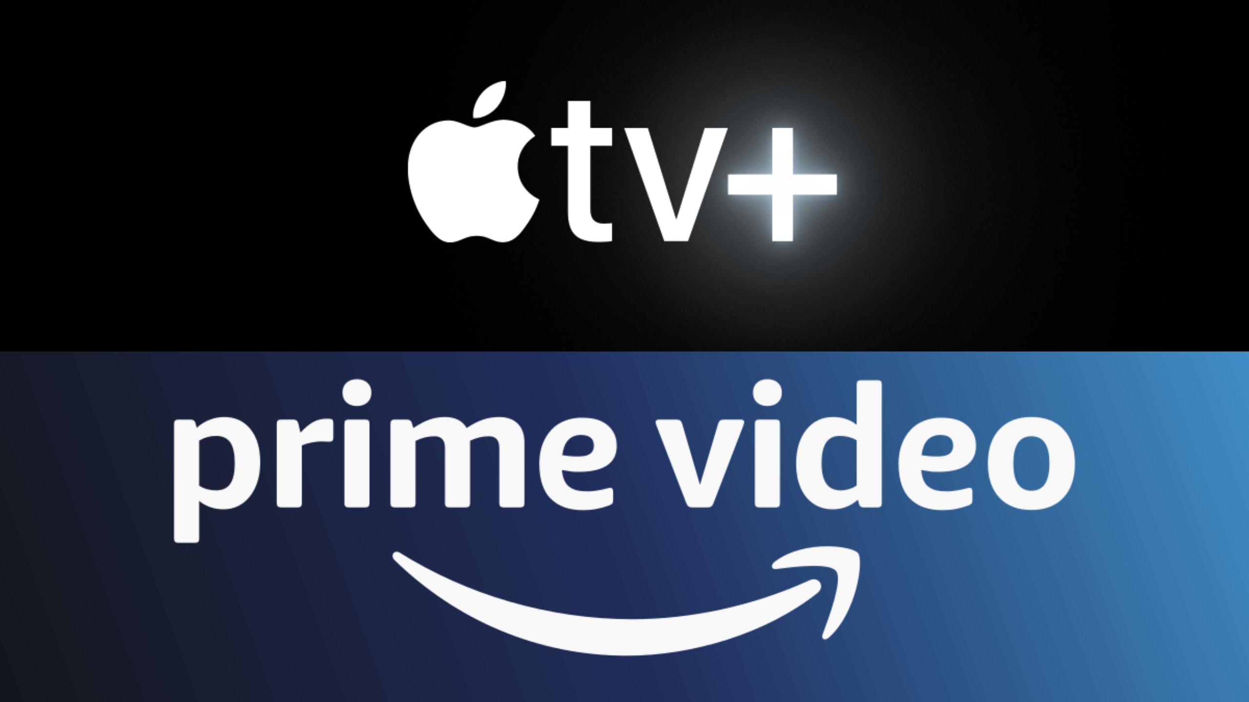 Apple TV+ och Amazon Prime Video
