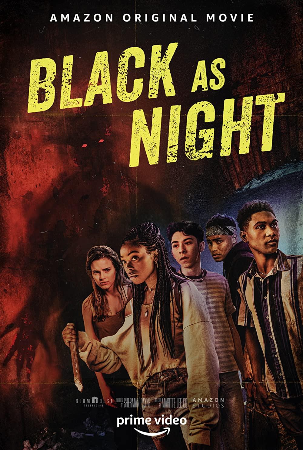 Black as Night Poster  Foto: Amazon