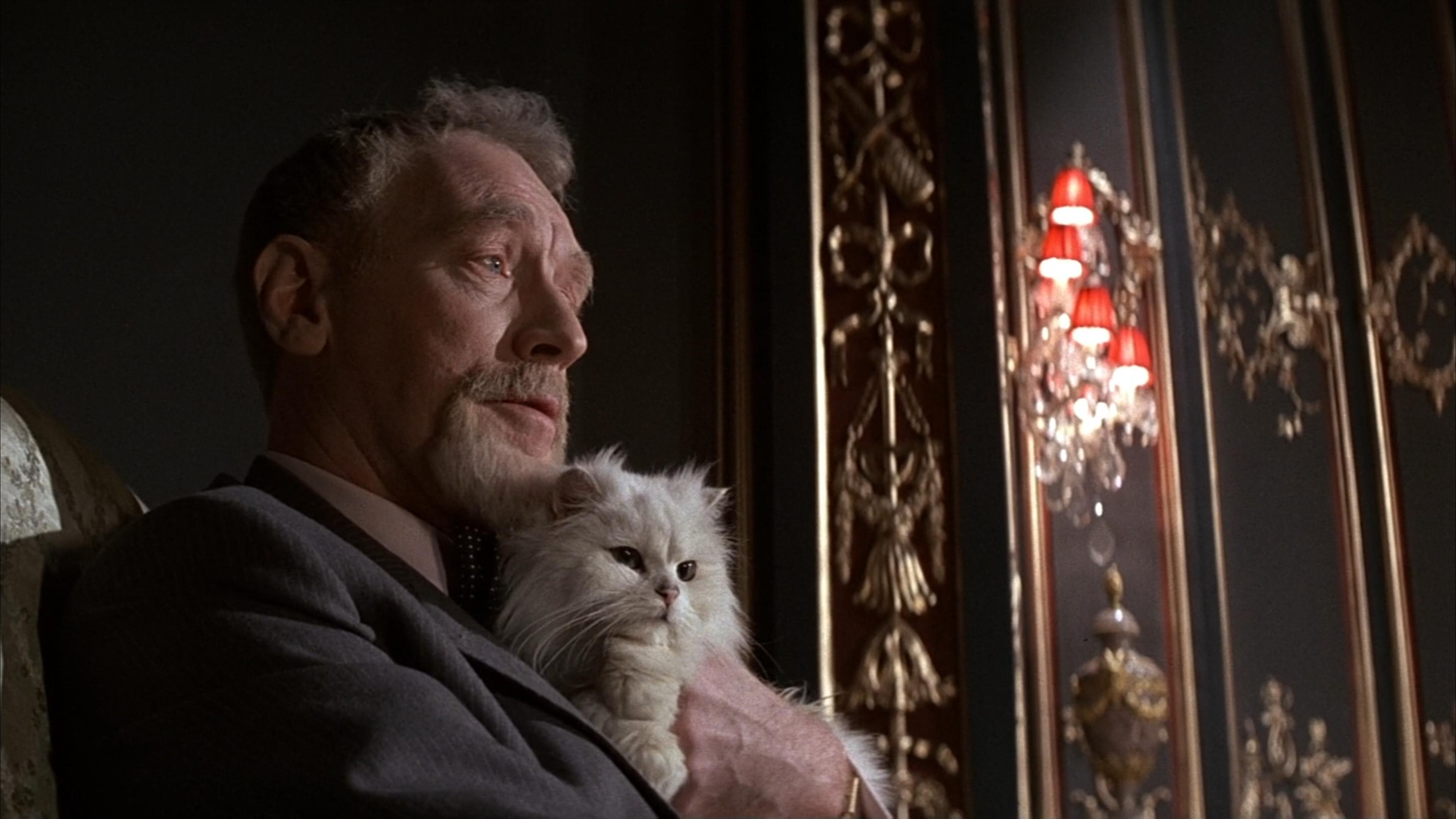 Max von Sydow i Never Say Never Again