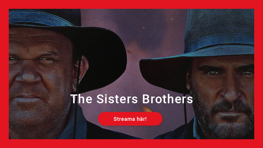 Streama The Sisters Brothers